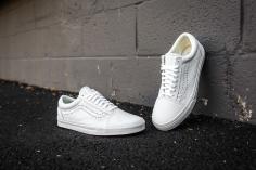 Vans Old Skool Reissue White-12