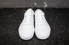 Vans Old Skool Reissue White-4