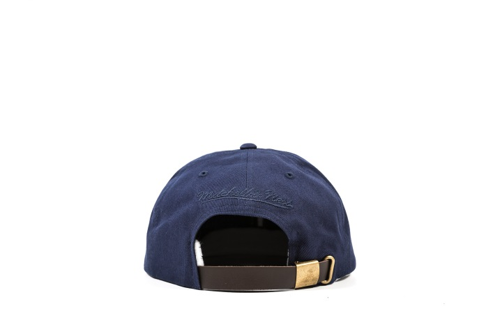 11 Packer 'GameSetMatch' Apparel Navy P cap back