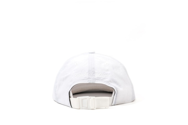 15 Packer 'GameSetMatch' Apparel White Tennis Cap back