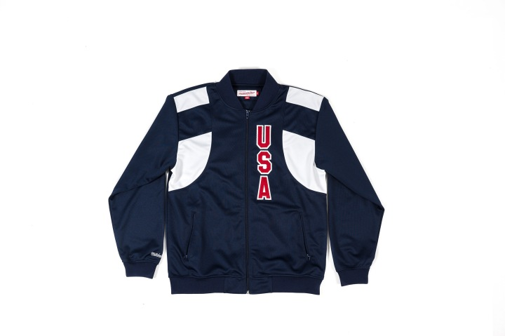 17 Packer 'GameSetMatch' Apparel Ashe Jacket front