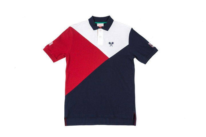 34 Packer 'GameSetMatch' Apparel Polo front