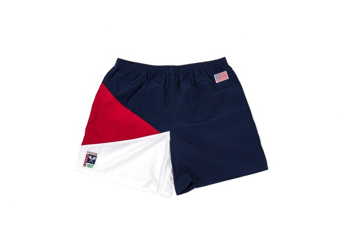 39 Packer 'GameSetMatch' Apparel Shorts front