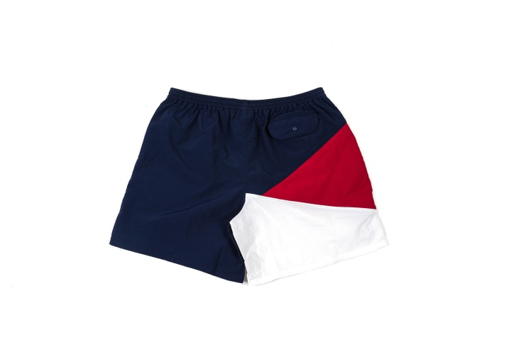 40 Packer 'GameSetMatch' Apparel Shorts back