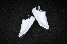 adidas Rod Laver Super Primeknit white-navy-13