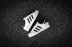 adidas Superstar White-Black-11