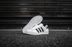 adidas Superstar White-Black-6
