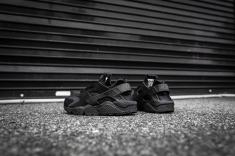 Nike Air Huarache Black-Black-7