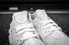 Nike Air Huarache White-White-6