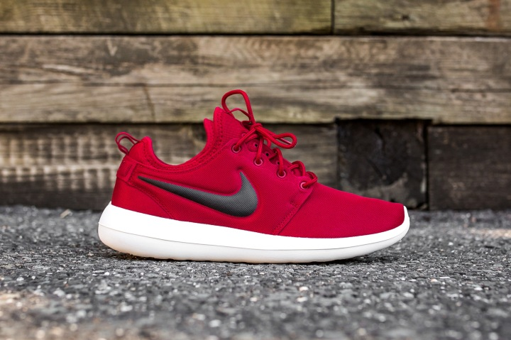 Nike Roshe Two Gym Red-Black-Sail side