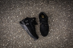 Under Armour Curry 1 Mid Black-Black Suede-10