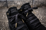 Under Armour Curry 1 Mid Black-Black Suede-7