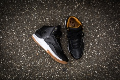 Under Armour Curry 1 Mid Leather Black-White-10
