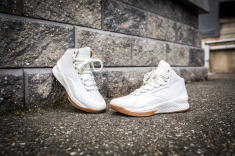 Under Armour Curry 1 Mid Leather White-White-12