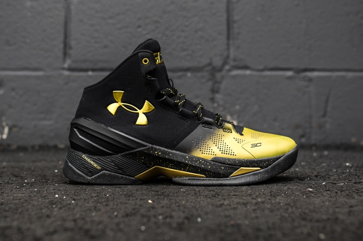 Under Armour Curry B2B Pack Black side