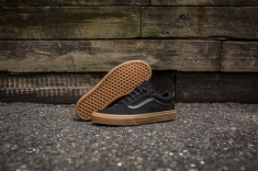 Vans Old Skool Canvas Black-Light Gum-12