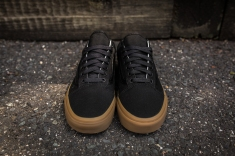 Vans Old Skool Canvas Black-Light Gum-4