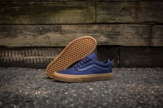 Vans Old Skool Canvas Eclipse-Light Gum-12