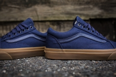 Vans Old Skool Canvas Eclipse-Light Gum-6