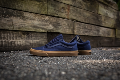 Vans Old Skool Canvas Eclipse-Light Gum-7