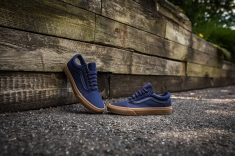 Vans Old Skool Canvas Eclipse-Light Gum-9