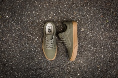 Vans Old Skool Canvas Ivy Green-Light Gum-10