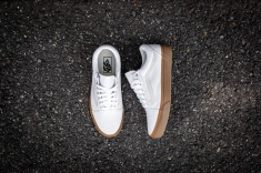 Vans Old Skool Canvas True White-Light Gum-10