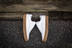 Vans Old Skool Canvas True White-Light Gum-11