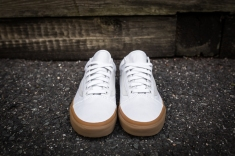 Vans Old Skool Canvas True White-Light Gum-4