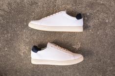 Clae Bradley White Leather-12