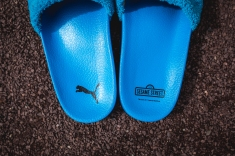 Puma x Sesame Street Slides Cookie Monster 362456 01-6