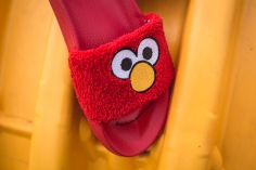 Puma x Sesame Street Slides Elmo 362456 02-13