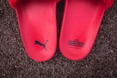 Puma x Sesame Street Slides Elmo 362456 02-6