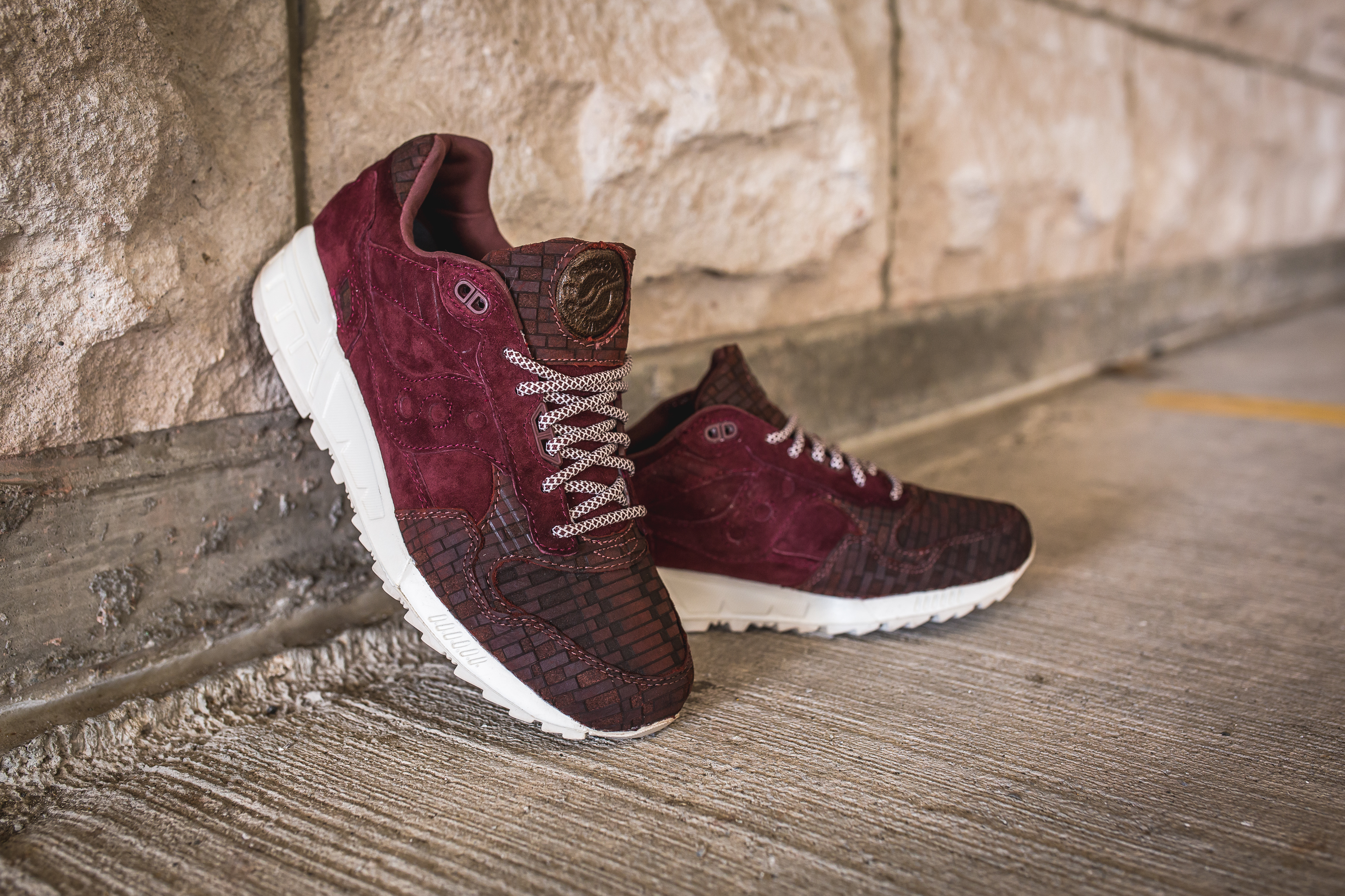 new arrival ca98d 9a01e saucony shadow 5000 bricks