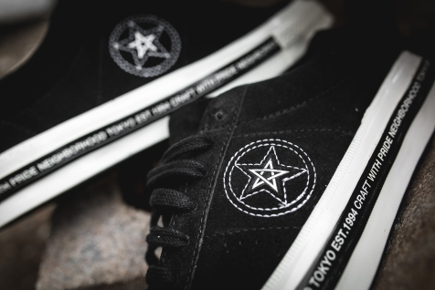 Neighborhood x Converse One Star OX 158601C-16