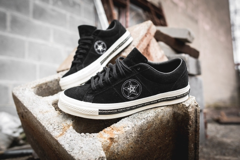 Neighborhood x Converse One Star OX 158601C-18