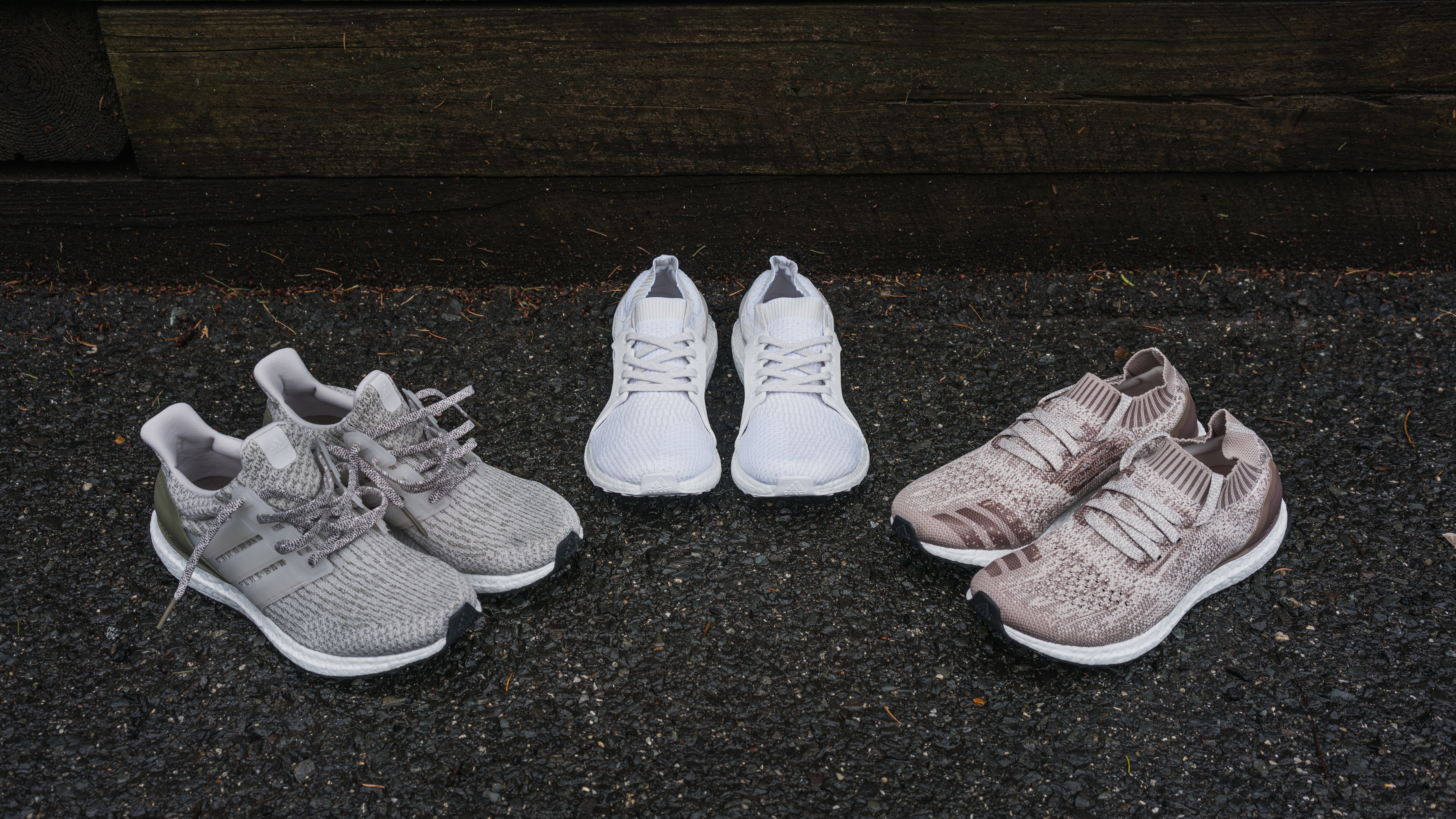 new styles 3e3da 2707a where can i buy adidas ultra boost uncaged ltd ftwr white crystal white  32206 587ff new zealand adidas running continues the onslaught of new boost  product ...