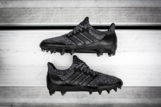 Ultra Boost black cleat-10