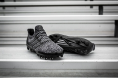 Ultra Boost black cleat-8