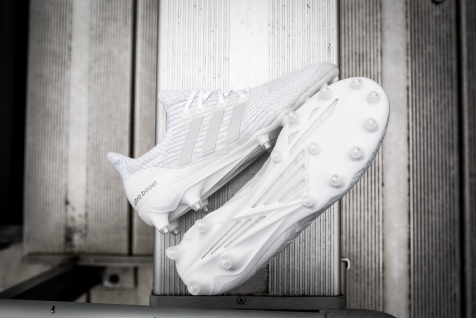 Ultra Boost white cleat-15
