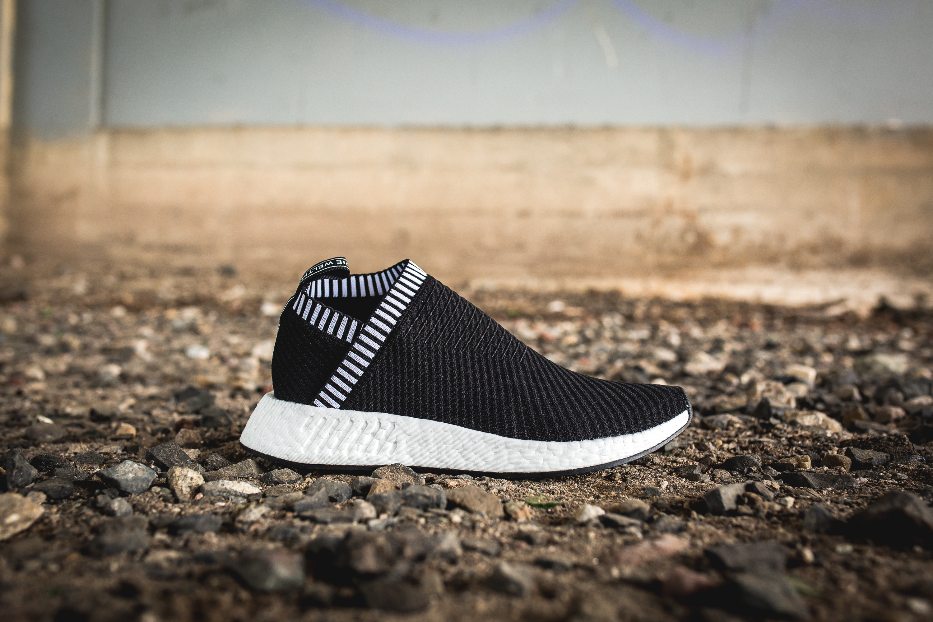 adidas originals nmd cs2 solid grey core black. Black Bedroom Furniture Sets. Home Design Ideas