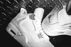Air Jordan 4 Retro Pure Money 308497 100-15