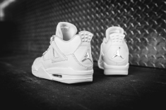 Air Jordan 4 Retro Pure Money 308497 100-6