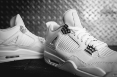 Air Jordan 4 Retro Pure Money 308497 100-7