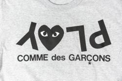 Comme des Garcon Tee grey-2