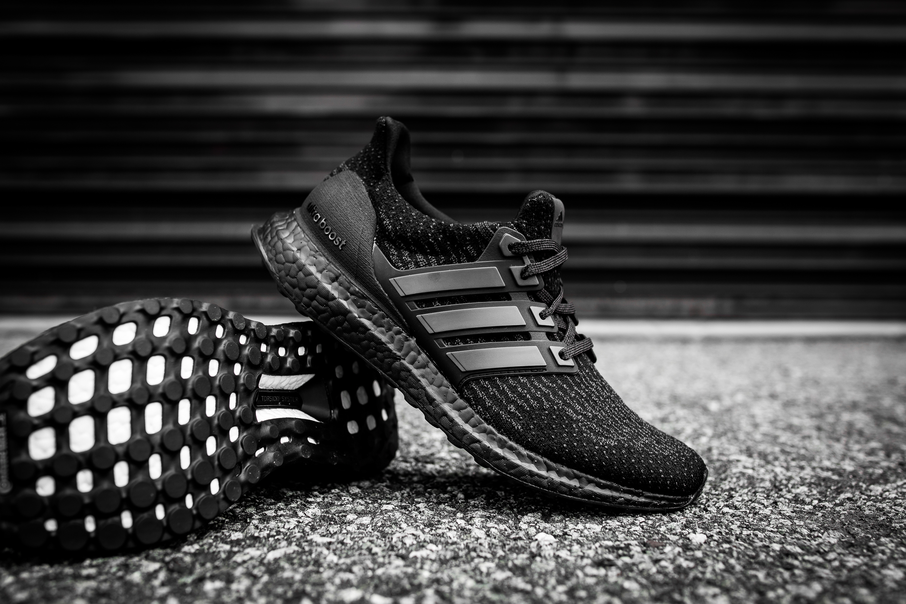 adidas ultra boost 3 0 triple black summer 2017 soleracks. Black Bedroom Furniture Sets. Home Design Ideas