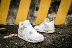 Air Jordan 4 Retro GG 'Linen' 487724 118-11
