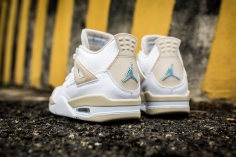Air Jordan 4 Retro GG 'Linen' 487724 118-6