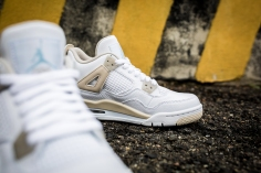 Air Jordan 4 Retro GG 'Linen' 487724 118-8