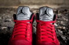 Air Jordan V 136027 602 -10